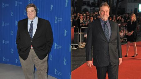 John Goodman lost 100 pounds of his weight.
