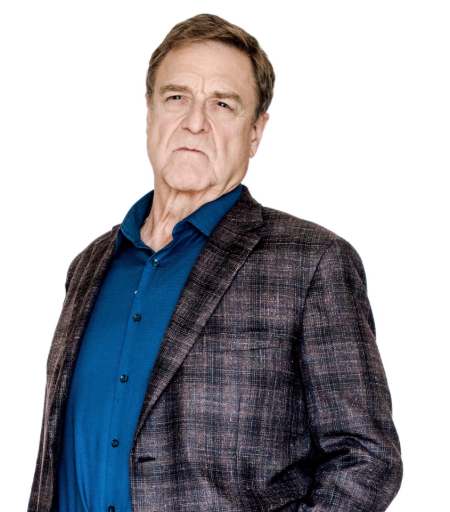 John Goodman got his high school education from Affton High School.