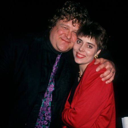 John Goodman is currently married to his wife, Annabeth Hartzog.