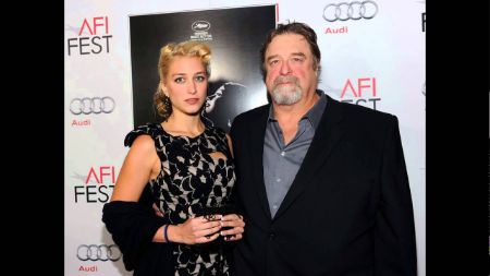 John Goodman and Annabeth Hartzog share a daughter, Molly Evangeline Goodman.