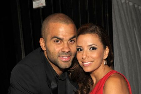 Eva Longoria was married to Tony Parker from 2007 to 2011.