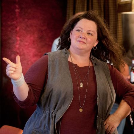 Melissa McCarthy founded her own fashion line Seven7.