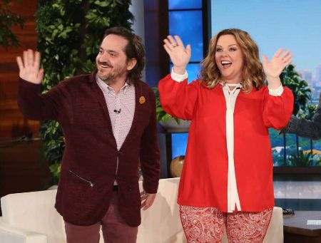 Melissa McCarthy is married to her husband, Ben Falcone.