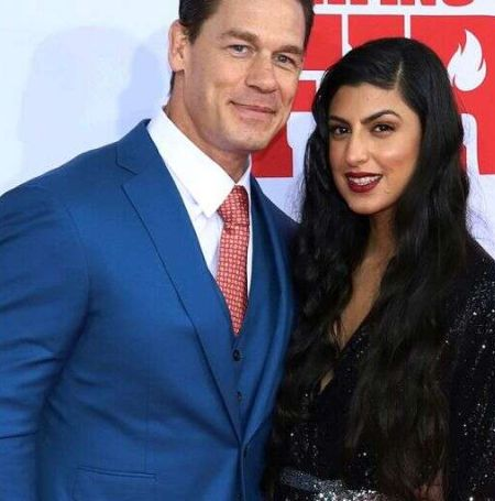 John Cena is currently in relationship with his new girlfriend Shay Shariatzadeh.