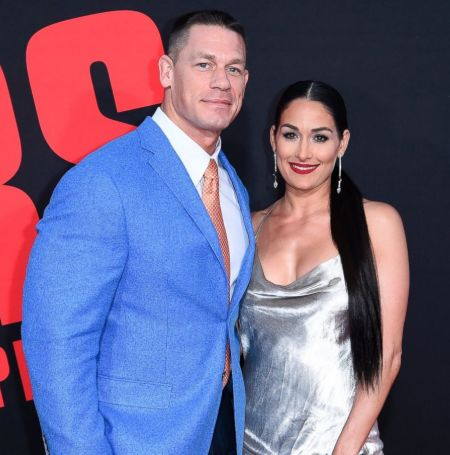 John Cena was previously engaged to Nicki Bella.