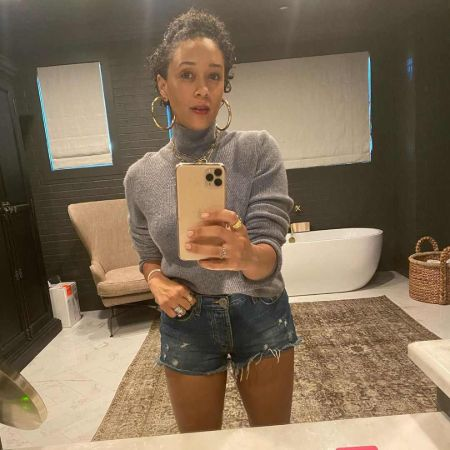 Tia Mowry lost 68 pounds of weight in the period of two years following the birth of her daughter Cairo in 2018.