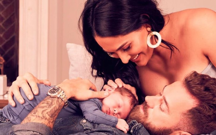 Nikki Bella Reveals the Name of Her Son