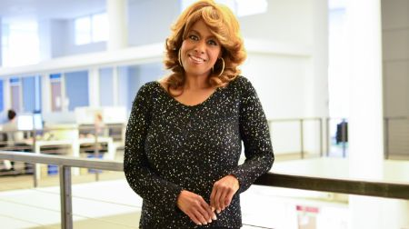 Jennifer Holliday was diagnosed with Multiple Sclerosis (M.S.) in 1999.