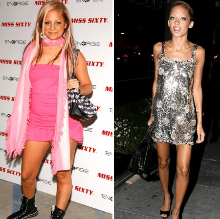 nicole richie weight loss in 2020.