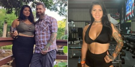 Miriam Blanco lost 70 pounds of weight.