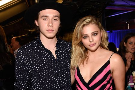 Brooklyn Beckham was once in a relationship with actress Chloë Grace Moretz, for nearly four years.