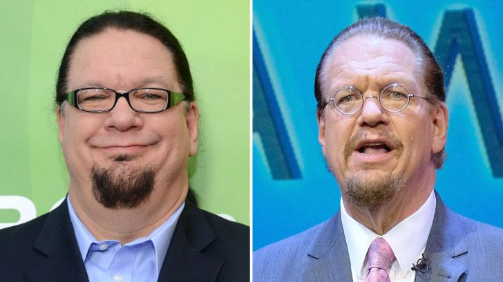 Penn Jillette Weight Loss - Grab All the Details!