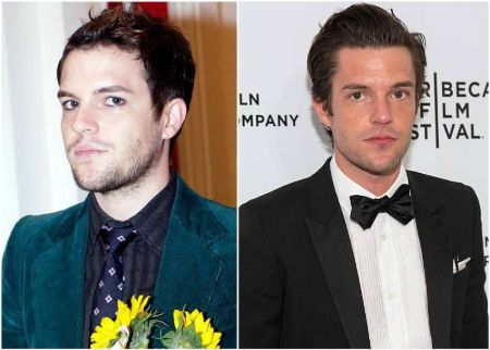 Brandon Flowers underwent a significant weight loss during the quarantine.