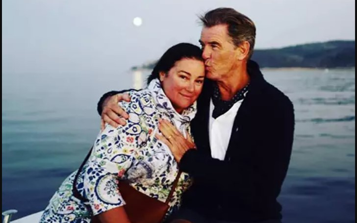 Pierce Brosnan Wife Weight Loss 2020: Here's How Keely Shaye Smith Lost Weight