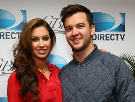 AJ McCarron is currently married to his wife, Katherine Webb.
