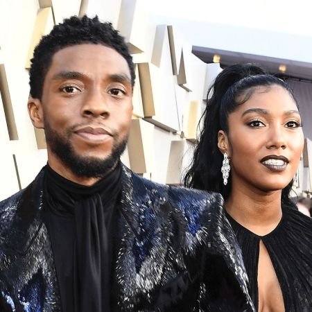Taylor Simone Ledward was dating Chadwick Boseman since way back in 2015.