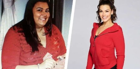 Erica Lugo used to weigh 322 pounds before she embarked upon the weight loss journey.