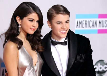 Selena Gomez was in relationship with Justin Bieber.