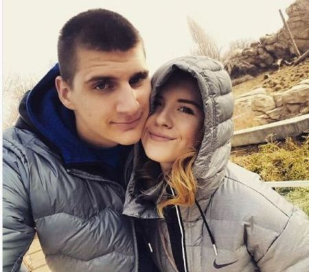 Nikola Jokic is married to Natalija Macesic as of 2020.