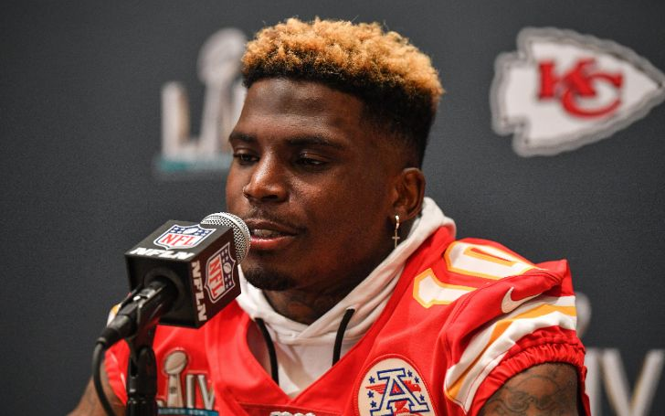 Who is Tyreek Hill Girlfriend in 2021? Here's Everything You Need to Know