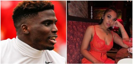Tyreek Hill was rumored to be dating Instagram model Sasha Iolani.