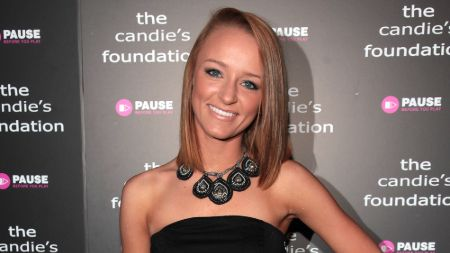 Maci Bookout holds an estimated net worth of $1.5 million in 2021.