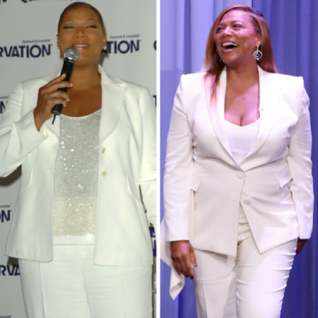 Queen Latifa has undergone a tremendous weight loss over the years.