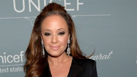 Leah Remini has used Botox extensively to minimize wrinkles on her face.