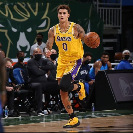 Kyle is the lakers player with jersey no 10. he is the prominent player