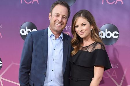 Lauren Zima made the first move at the beginning of her relationship with Chris Harrison.