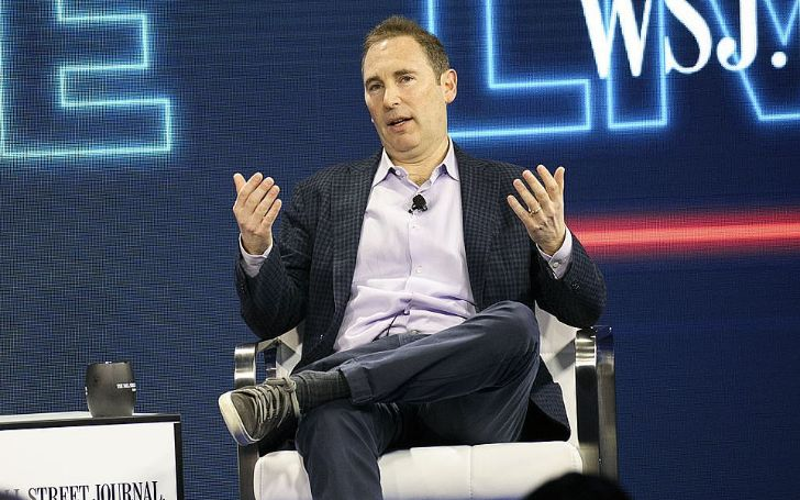 What is Andy Jassy Net Worth in 2021: Here are the Details