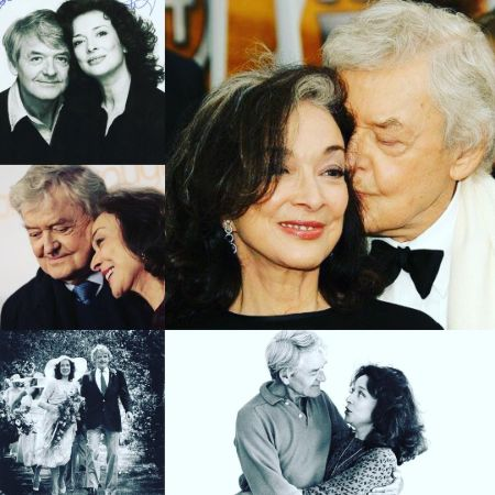 Dixie Carter is the third wife of Hal Holbrook. He loved her so much.