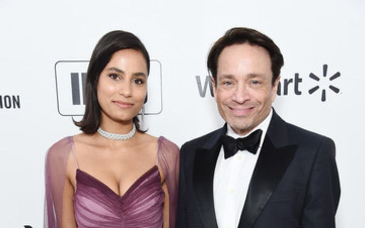 Chris Kattan is in a relationship with model Cheyenne Gordon as of February 2021.