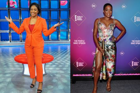 Tiffany Haddish lost 30 pounds of body weight since adopting the 30-day fitness program on November 30, 2020.