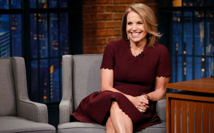 Journalist Katie Couric Makes History in Her Guest Host Appearance on 'Jeopardy'