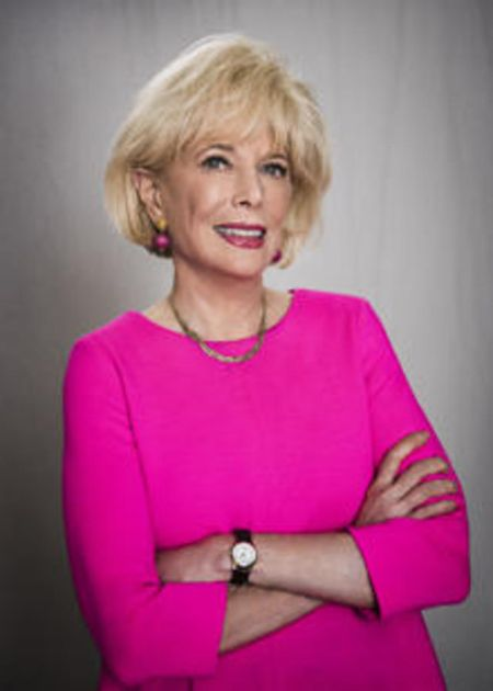 Lesley Stahl was born in 1941 to a Jewish family.
