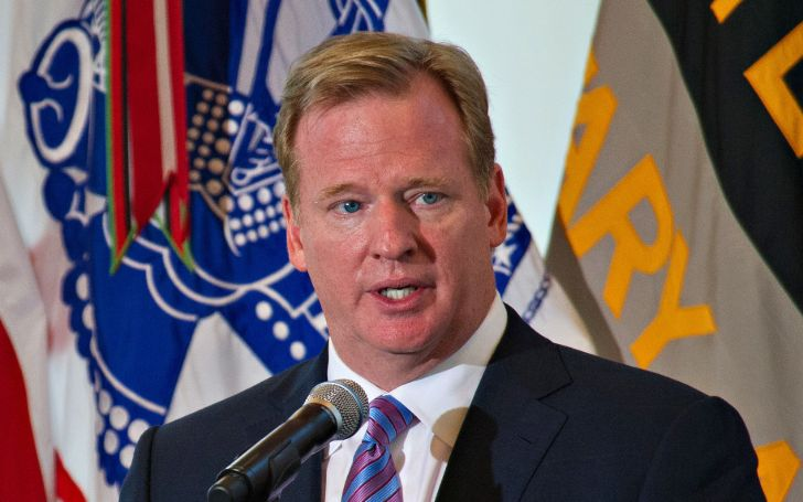 Who is Roger Goodell Wife? Here's What to Know
