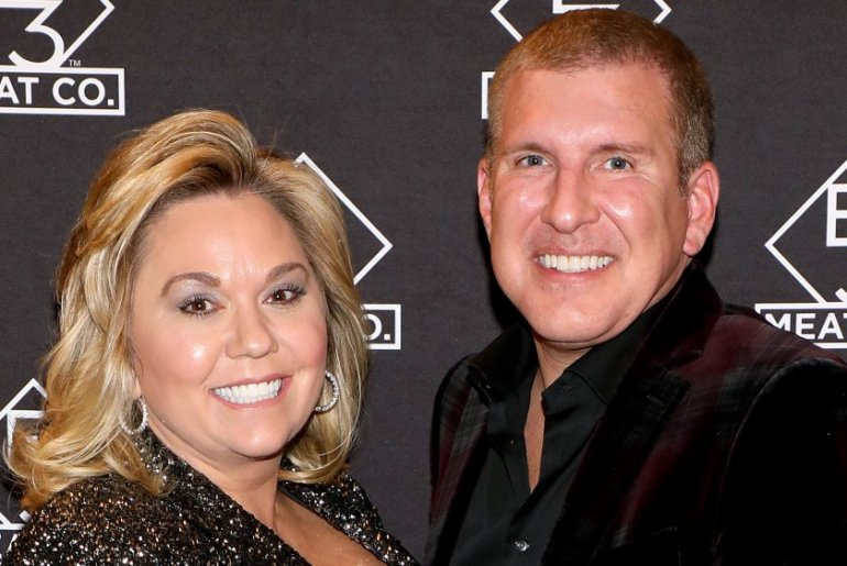 Julie Chrisley is second wife of Todd Chrisley.