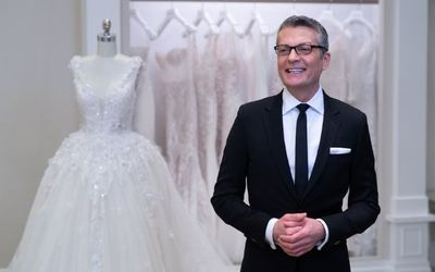 TLC's 'Say Yes to the Dress America' Host Randy Fenoli - Top 5 Facts