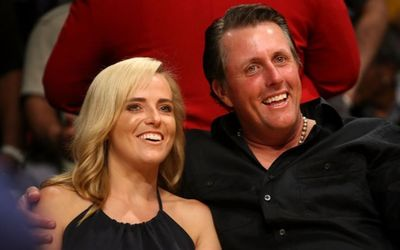Who is Phil Mickelson's Wife? Complete Details of His Married Life