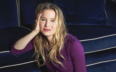Renee Zellweger Opens Up About Playing Judy Garland