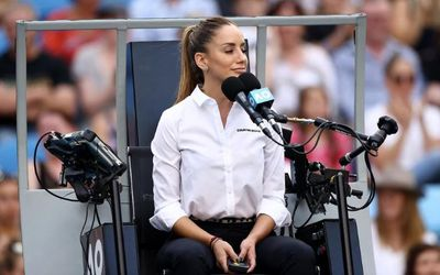 Tennis Umpire Marijana Veljovic - Everything You Need to Know About this Stunning Ref