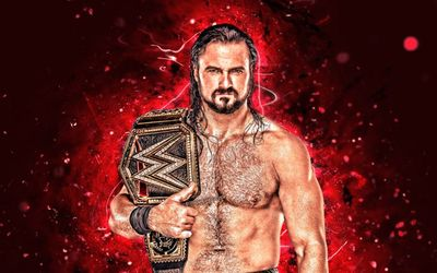 Drew McIntyre is Married to His Wife Kaitlyn Frohnapfel Since 2016 - Details of Their Relationship