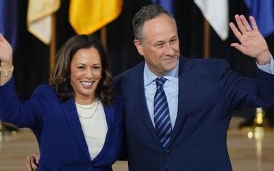 Kamala Harris' Husband Douglas Emhoff - What's His Net Worth?