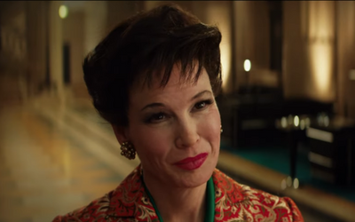 Did Renee Zellweger Sing in the Movie Judy?