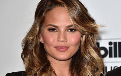 Chrissy Teigen Shows off Her Fresh New Hairstyle