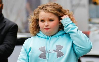 Honey Boo Boo Weight Loss - All the Facts Here