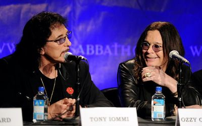 Ozzy Osbourne Sheds Light on His Fear of Bandmate Tony Iommi