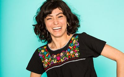 Melissa Villaseñor Is a Woman of Many Voices — What Are Some of Her Best Voice Works?