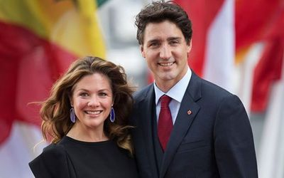CoronaVirus Spares No One! Canadian Prime Minister's Wife Sophie Trudeau Tests Positive for the Threat